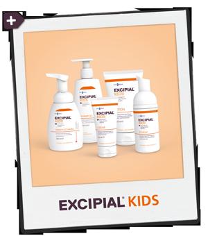 Produktkategorie Excipial Kids