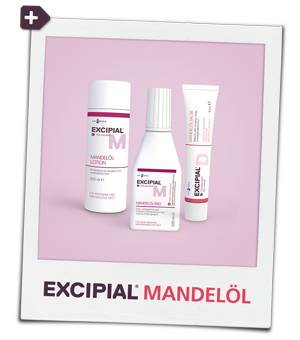 Produktkategorie Excipial Mandeloel